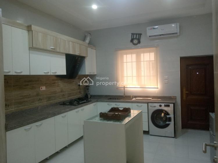 Luxury 4 Bedroom House, Near Pinnock Beach Estate, Osapa, Lekki, Lagos, Semi-detached Duplex for Sale