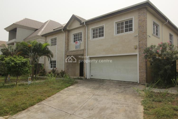 Luxury 5 Bedroom Detached House with 2 Rooms Bq, Zone B, Nicon Town, Lekki, Lagos, Detached Duplex for Rent