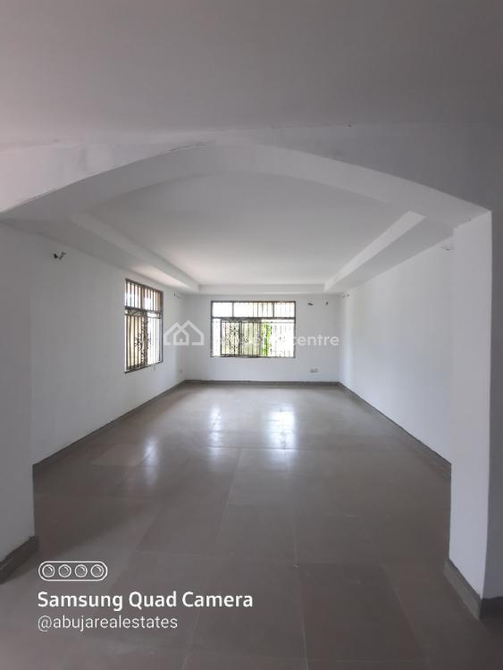 Luxury 5 Bedroom Fully Detached Duplex & 2 Sitting Room + 2 Rooms Bq, Maitama District, Abuja, Detached Duplex for Rent