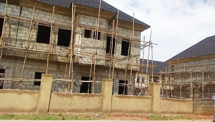 3 Bedroom Terrace Duplex, Global Estate, Life Camp, Abuja, Terraced Duplex for Sale