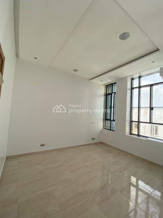 Newly Built 4 Bedroom Terrace Duplex with B.q, Ikate, Lekki, Lagos, Terraced Duplex for Sale
