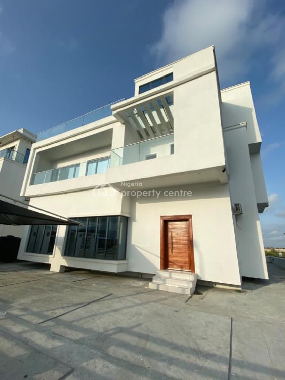 Luxury 5 Bedroom Detached Duplex Duplex with B.q, Pinnock Beach Estate, Osapa, Lekki, Lagos, Detached Duplex for Sale