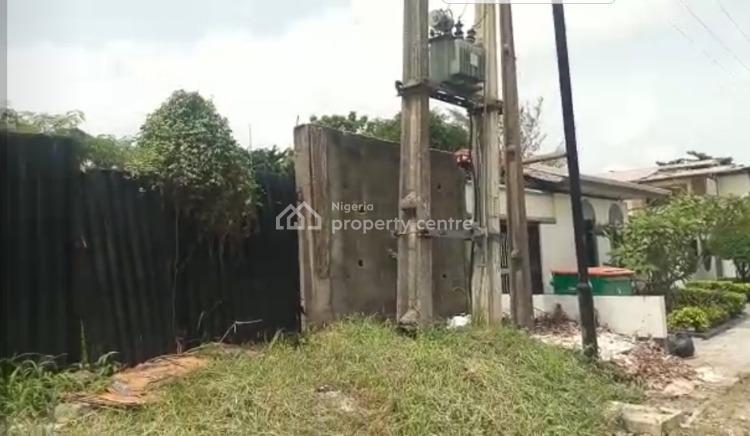 2000sqm Land, Parkview, Ikoyi, Lagos, Mixed-use Land for Sale