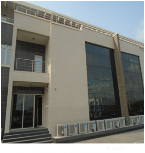 For Rent: A Strategically Located Office Building, Lekki
