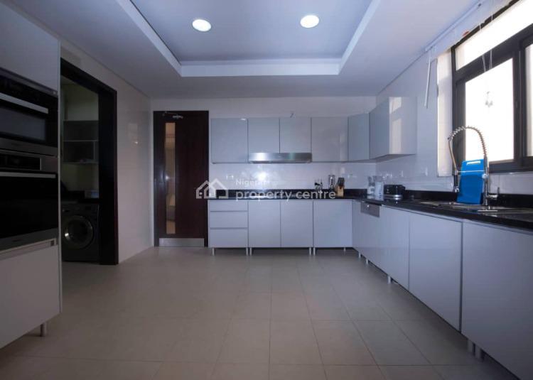 Lovely 3 Bedroom Apartment in Serene Location, Bourdillon Road, Old Ikoyi, Ikoyi, Lagos, Flat Short Let