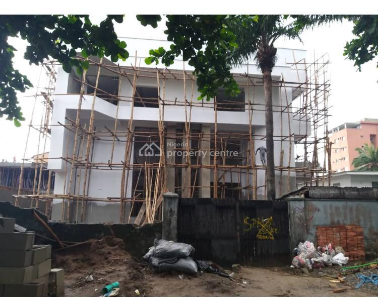 Exquisitely Finished 7 Bedroom House, Off Kingsway Road, Old Ikoyi, Ikoyi, Lagos, Detached Duplex for Sale