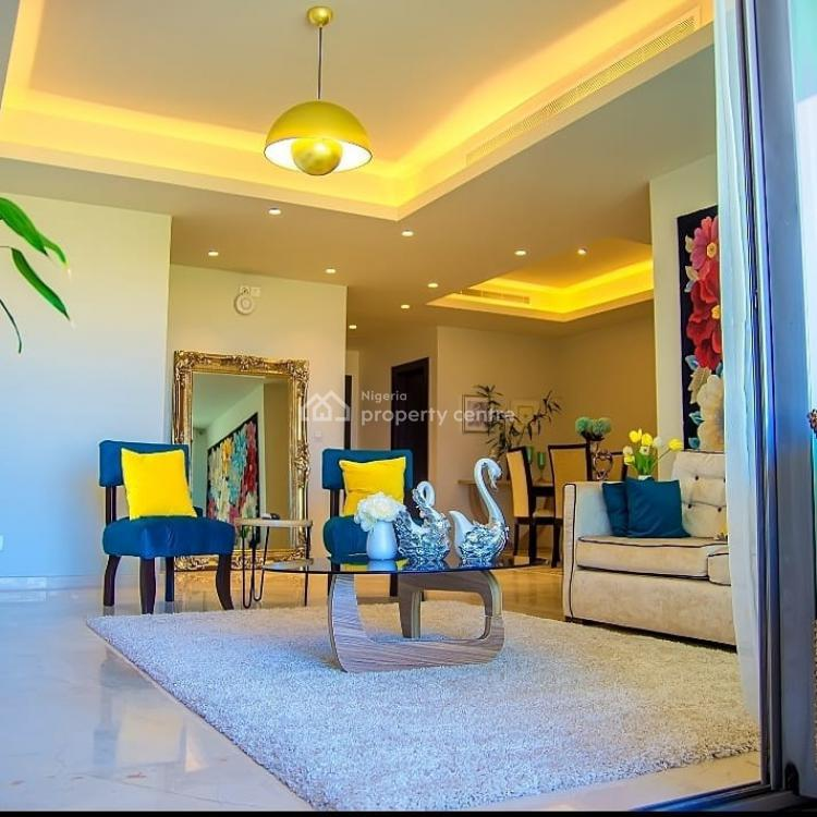 Tastefully Furnished and Serviced 3 Bedroom Flat with Bq, Pearl Tower,  Eko Atlantic City, Victoria Island (vi), Lagos, Flat for Rent