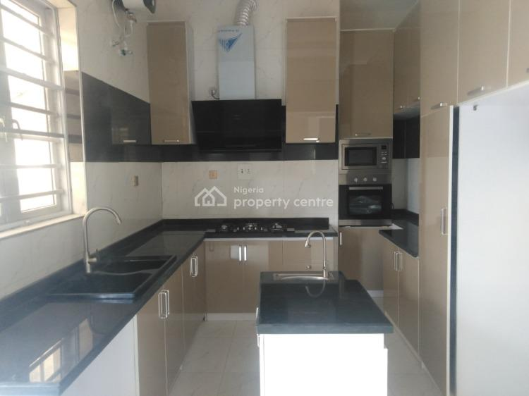 Brand New Semi Detached House with Excellent Finishing, Chevron, Lagos Island, Lagos, Semi-detached Duplex for Rent
