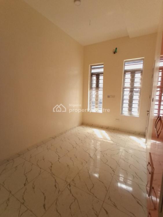Brand New 4 Bedroom Semi Detached with Bq, Chevy View Estate Chevron Drive., Lekki, Lagos, Semi-detached Duplex for Sale