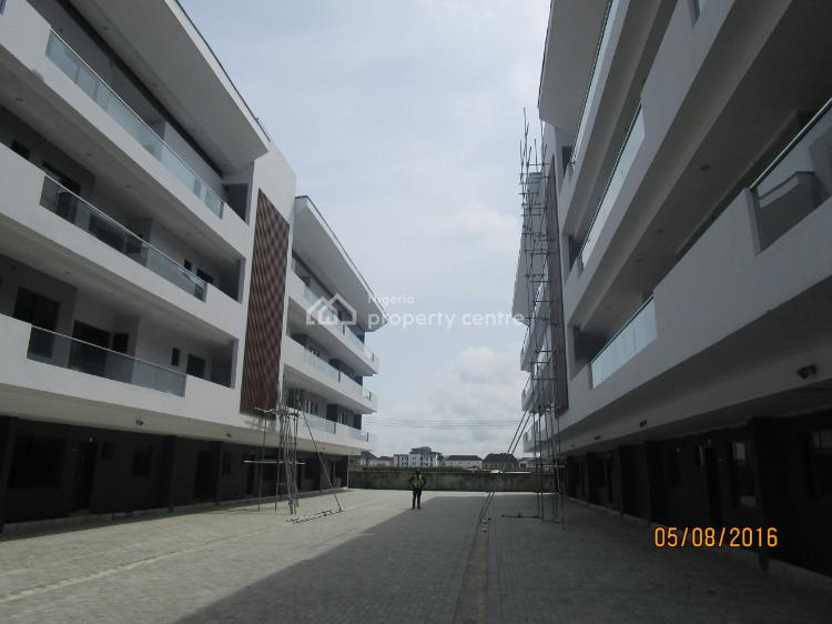 3 Bedroom Block of Flats, Ikate Elegushi, Lekki, Lagos, Block of Flats for Sale
