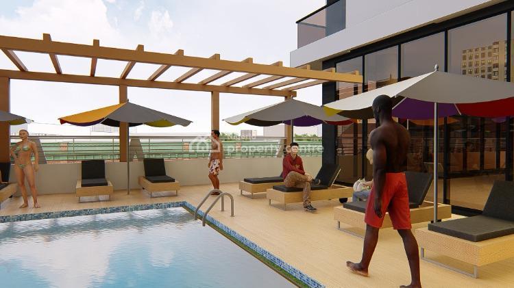 Luxury One Bedroom Hotel-style Apartment, Ahmadu Bello Way, Victoria Island (vi), Lagos, Flat for Sale