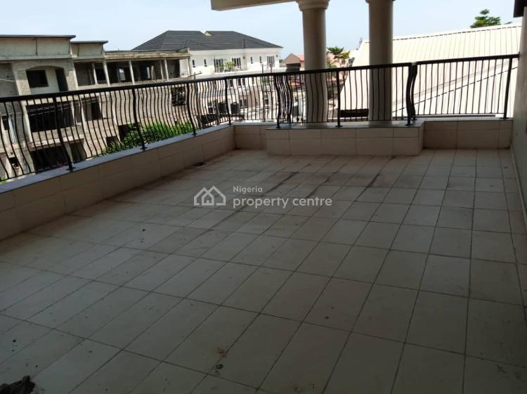 a Well Built 5 Bedroom Detached House Plus a Room Bq., Off Freedom Way, Behind Vhs Office, Lekki Phase 1, Lekki, Lagos, Detached Duplex for Sale