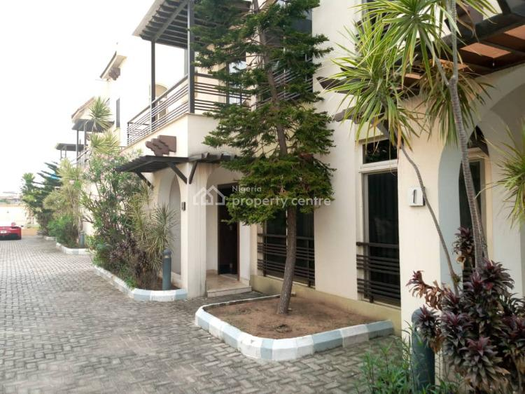 Well Built and Managed 4 Bedroom Terraced Duplex, Banana Island, Ikoyi, Lagos, Terraced Duplex for Sale