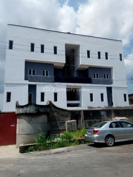 an Architectural Master of Newly Built 5 Units Condo Duplexes & Bq, Awuse Estate, Opebi, Ikeja, Lagos, House for Sale