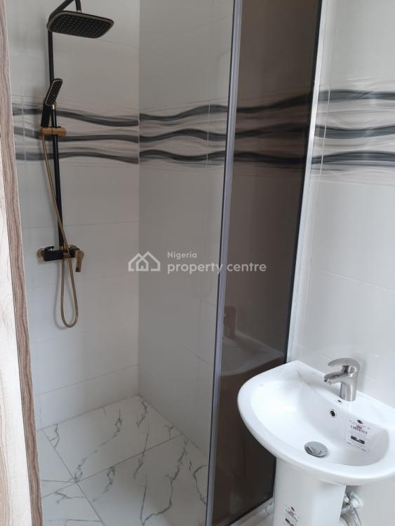 4 Bedroom En-suite Semi-datached Duplex with a Room Bq, Osapa, Lekki, Lagos, Semi-detached Duplex for Sale