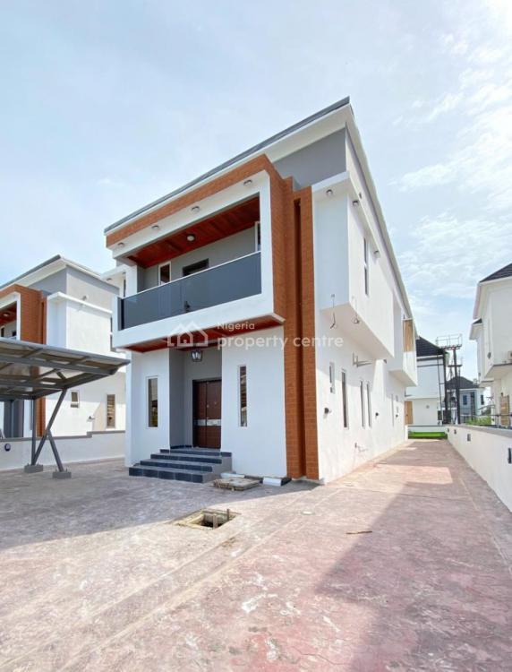 Luxury Brand New 5 Bedrooms Fully Detached Duplex, Megamound Estate, Ikota, Lekki, Lagos, Detached Duplex for Sale