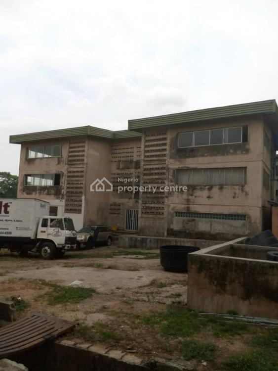 Building with Land, Ojota, Lagos, Plaza / Complex / Mall for Sale