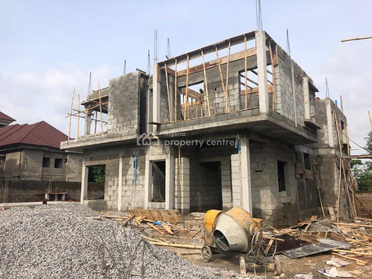 an Executive House in The Making, Katampe Extension, Katampe, Abuja, Detached Duplex for Sale