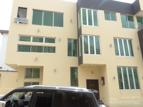 Luxury 4 Bedroom Terrace Duplex Magodo Lagos Domaine Real Estate