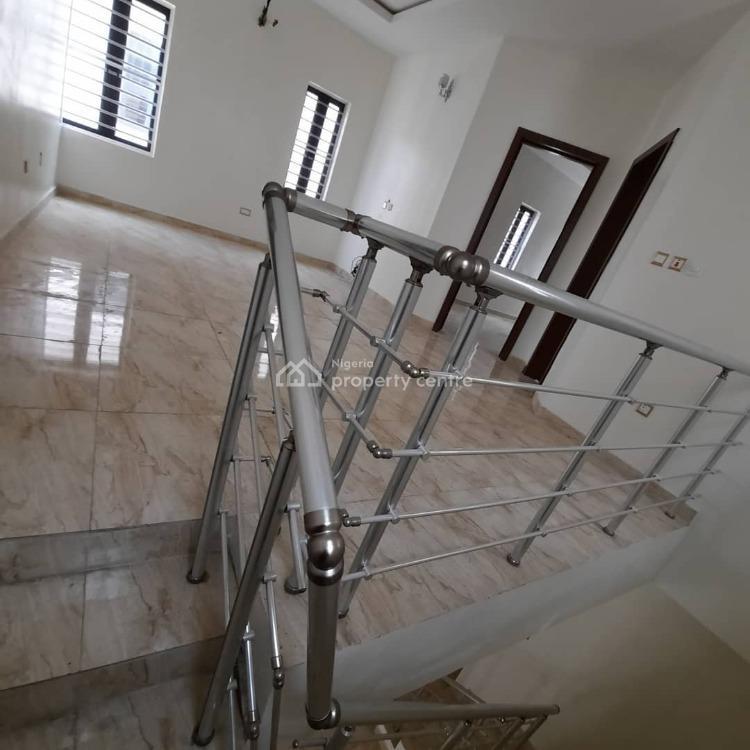 Well Finished 4 Bedroom Luxury Duplex + Bq, 2nd Tollgate By Chevron, Lekki, Lagos, Detached Duplex for Sale