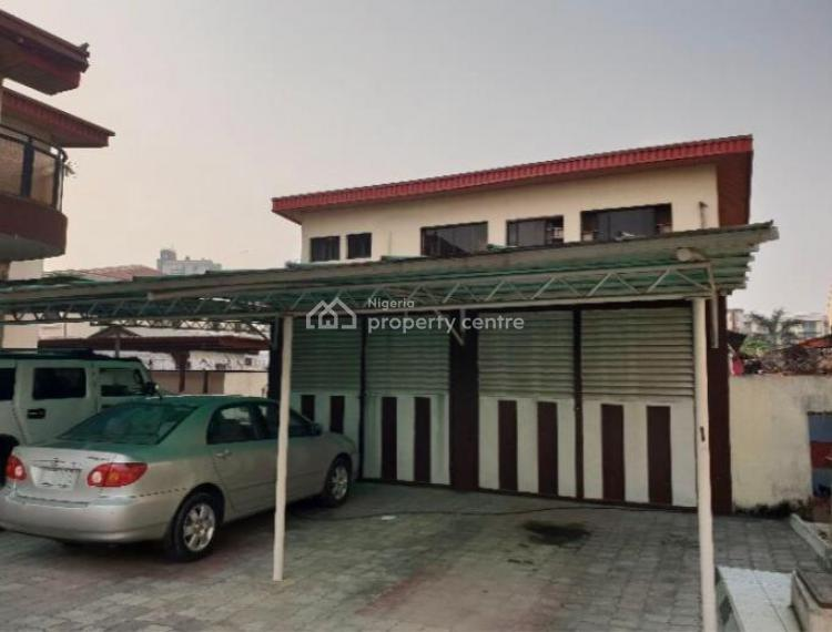 4 Bedroom Detached House, Osborne Foreshore Estate, Ikoyi, Lagos, Detached Duplex for Sale