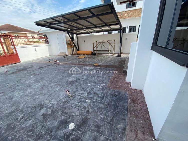 Contemporary 5 Bedroom Detached Duplex with Bq, Ikota, Lekki, Lagos, Detached Duplex for Sale