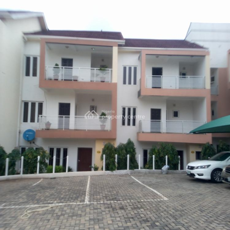 4 Bedroom Terraced House with 1 Room Bq, By Coza Church, Guzape District, Abuja, Terraced Duplex for Sale