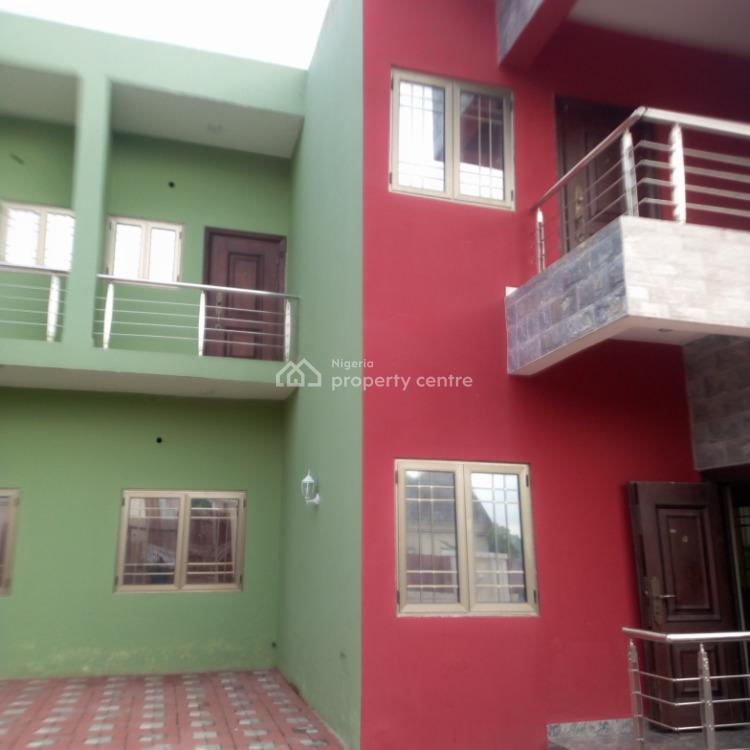 4 Bedroom Terraced House with 2 Room Bq, Guzape District, Abuja, Terraced Duplex for Sale