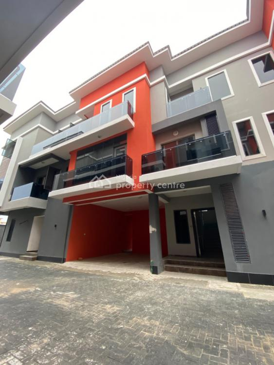 Nicely Finished 3 Bedroom Terrace, Off Palace Road, Oniru, Victoria Island (vi), Lagos, Terraced Duplex for Sale