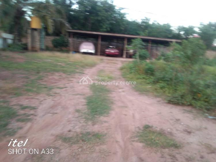 About 4,200sqm  of Land in Heart of The Town, Alagbaka By Shoprite Shopping Mall and Wace Office, Akure, Ondo, Commercial Property for Sale