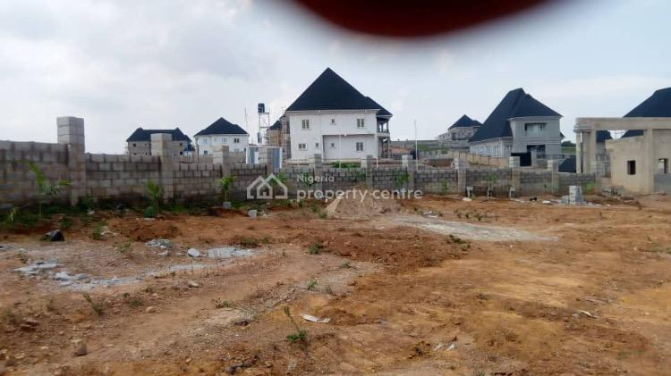 Luxury Land for a 500 Sqm 3 Bedroom Bungalow and Penthouse, Hilltop After The High Court, Apo, Abuja, Land for Sale