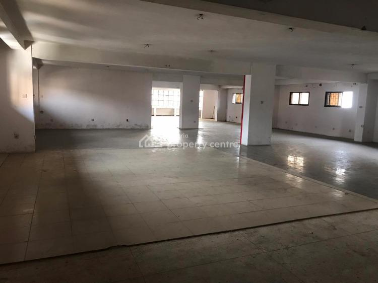 200sqmtrs and 165sqmtrs Office Space on The Ground Floor, Opebi, Ikeja, Lagos, Office Space for Rent