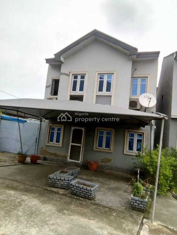 Tenanted 3 Bedroom Terrace Apartments, Costain, Yaba, Lagos, Terraced Duplex for Sale