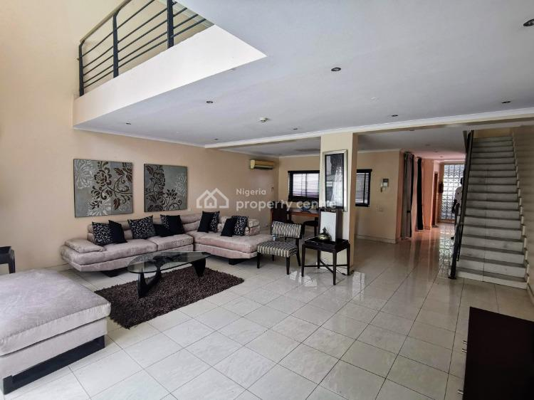 Luxury 4 Bedroom Furnished Terraced, Old Ikoyi, Ikoyi, Lagos, Terraced Duplex for Rent