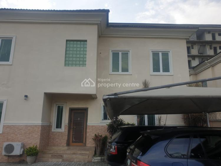 5 Bedroom Fully Detached House, Parkview, Ikoyi, Lagos, Detached Duplex for Sale