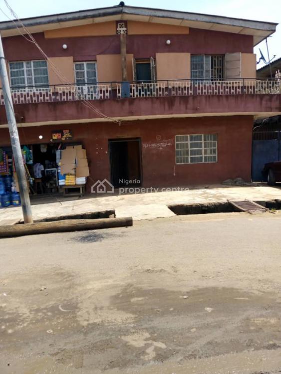 a Storey Building (tenement Upstairs) on a Full Plot of Land, Oshundeyi Street, Mafoluku, Oshodi, Lagos, Block of Flats for Sale