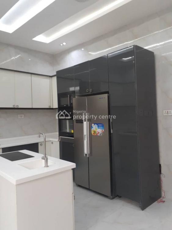 Exotic 7 Bedrooms Fully Detached with 2 Bq, Lekki Phase 1, Lekki, Lagos, Detached Duplex for Sale