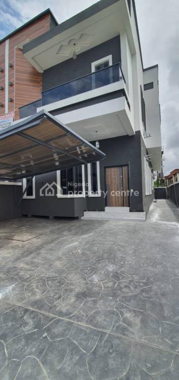 Classic 4 Bedroom Semi Detached Duplex in a Gated Estate., Ikota Villa Estate, Ikota, Lekki, Lagos, Semi-detached Duplex for Sale