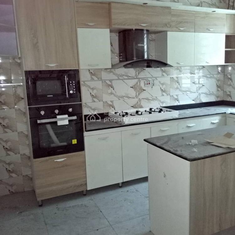 Fully Serviced 4 Bedroom Semi Detached with a Bq, Oral Estate, Lekki Expressway, Lekki, Lagos, Semi-detached Duplex for Sale