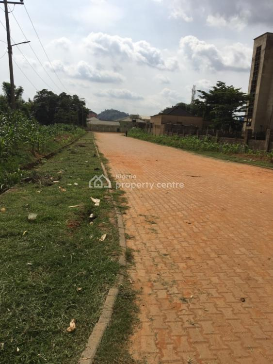 a Commercial Land Measuring 2300sq ., Durumi, Abuja, Commercial Land for Sale