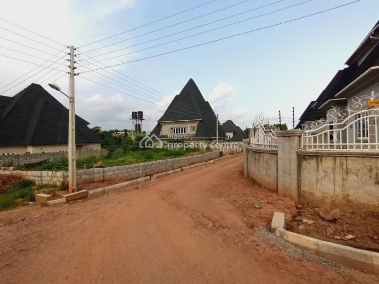 Fully Developed Estate Plot, Lugube, Lugbe District, Abuja, Land for Sale
