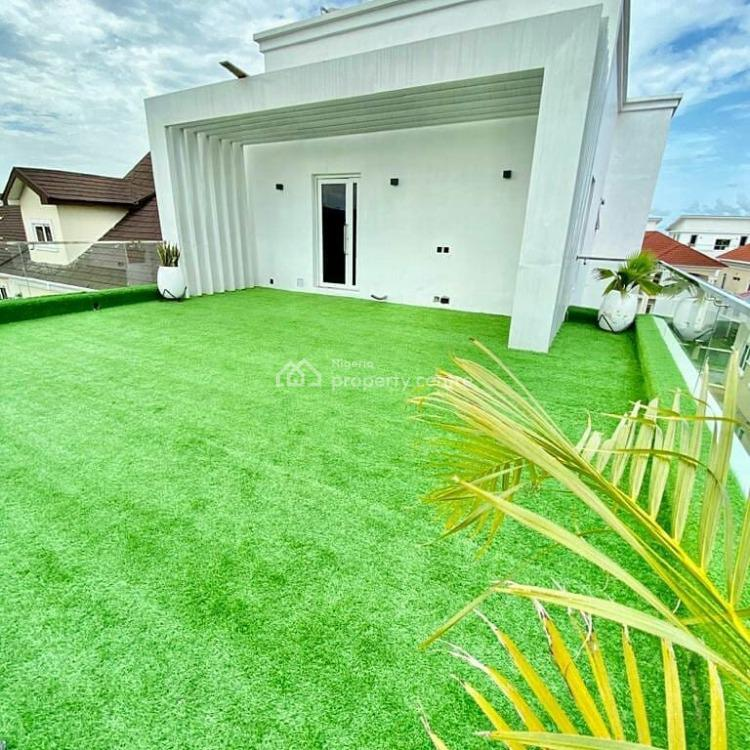 Fully Automated Luxury 5 Bedroom Fully Detached Duplex, Osapa, Lekki, Lagos, Detached Duplex for Sale