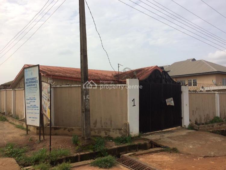 4 Bedroom Bungalow with 2 Bedroom Bungalow, Wera, Eyita, Ikorodu, Lagos, Detached Bungalow for Sale