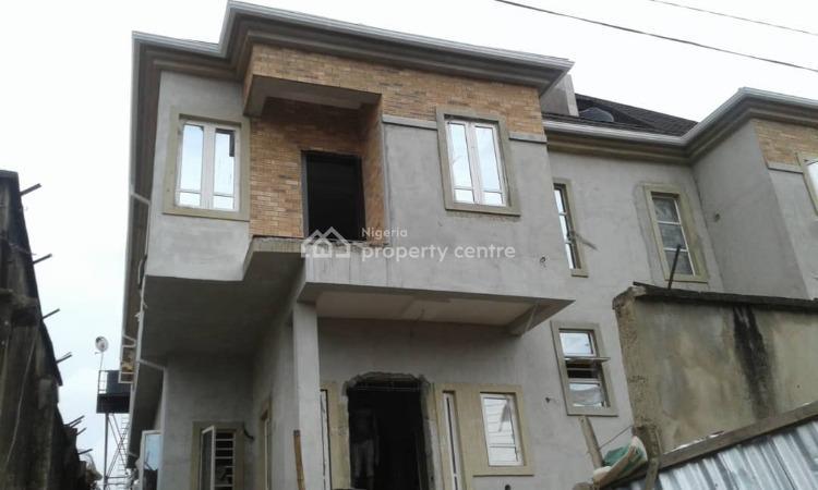 4 Bedroom Semi Detach Duplex with Modern Facilities, Magodo Phase 2, Gra, Magodo, Lagos, Detached Duplex for Sale