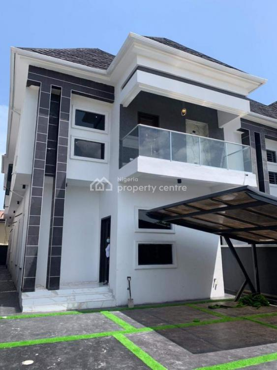 5 Bedroom with 2 Bq Strategically Located and Exotically Finished, Bajiki Close, Lekki, Lagos, House for Sale