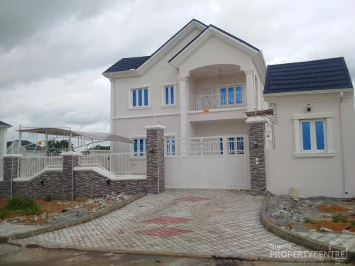 For sale 4 bedroom duplex with 2 room boys quarters for Houses in abuja nigeria