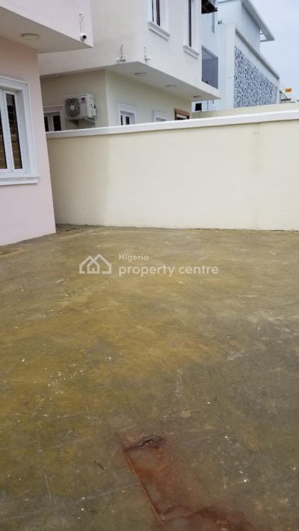 Serviced Fully Detached House with Bq, Off Freedom Way, Lekki Phase 1, Lekki, Lagos, Detached Duplex for Sale