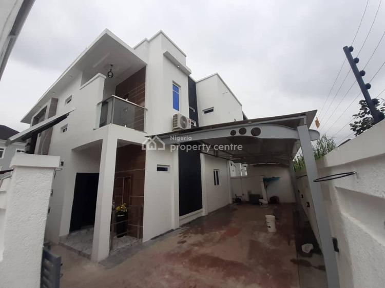 Brand New 4 Bedrooms Detached Duplex & Bq, Lekki Palms Estate, Ado, Ajah, Lagos, House for Rent
