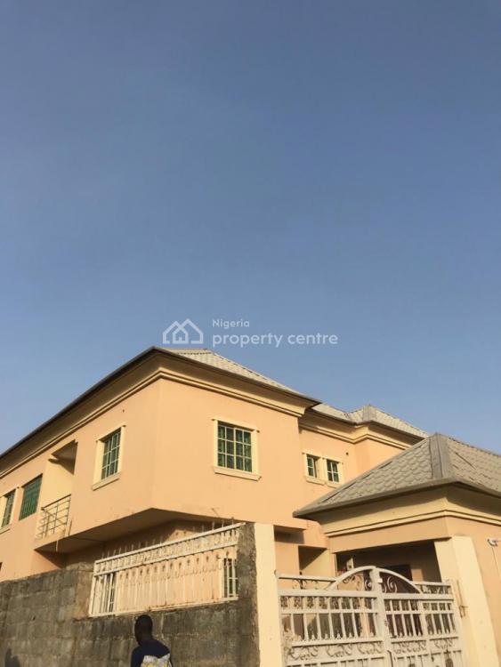 a Well Built House, Same Global Estate, Dakwo, Abuja, Semi-detached Duplex for Sale