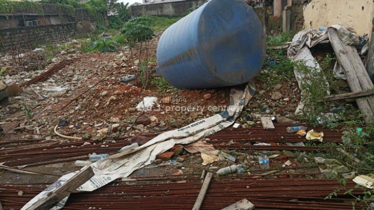 Two Plot Together, Abeokuta Street, Ebute Metta East, Yaba, Lagos, Land for Sale